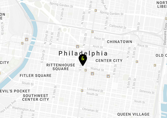 Map philadelphia mobile