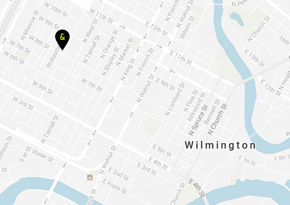 Map wilmington mobile